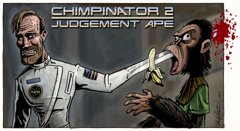 C2: Judgement Ape