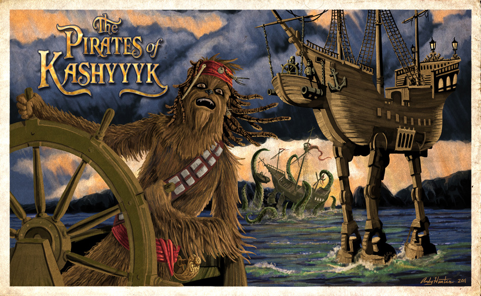 Pirates of Kashyyyk